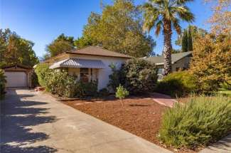 SOLD! | RARE OPPORTUNITY to own a custom-built CA bungalow!  | 1250 Salem Street. | Chico, CA | $451,000