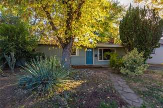 SOLD!  |  Sweet Home with HUGE backyard & Private Feel!  |1287 Howard Drive. | Chico, CA | $345,000