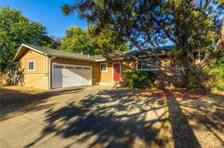 SOLD | Remodeling Opportunity Near Bidwell Park! | 1476 Hooker Oak Avenue. | Chico, CA | $285,900