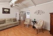 Front room facing hallway | 2130 Ramsey Way Chico, Ca