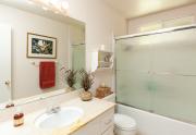 Hall bathroom | 2130 Ramsey Way Chico, Ca