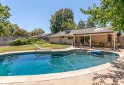 Pool & large yard | 2130 Ramsey Way Chico, Ca