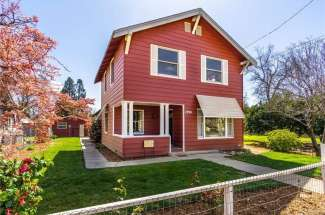 "SOLD! | Adorable ""Vintage"" Home with Separate Studio Apartment! | 2399 Durham Street. | Durham, CA | $420,000"