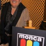 """MonCA's first """"Pop-Up"""" Exhibit!"""