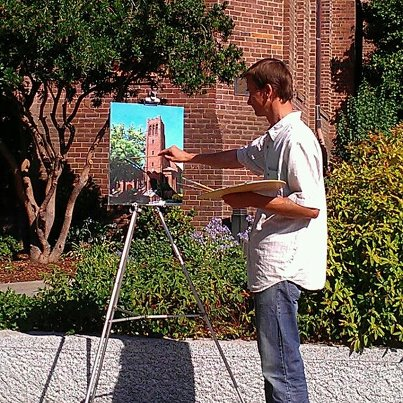 Chico Artist From Homeless To Revered Chico Real Estate